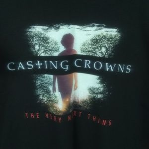 Casting Crowns The Very Next Thing 2016-2017 Tour
